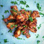 Asian Glazed Chicken Wings