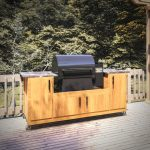 Traeger Grill Table Plans
